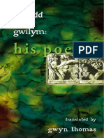 Dafydd AP Gwilym - His Poems