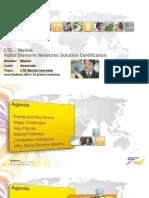 LTE Market Associate