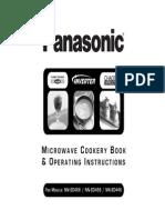 Panasonic NN-SD466, 456