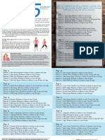 Fit 5 Workout Article