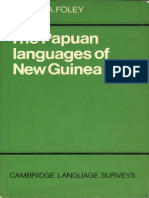 The Papuan Languages of New Guinea (Cambridge Language Surveys)