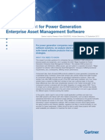 Magic Quadrant for Power Generation