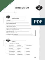 30b.resumen Lecciones 26 a 30