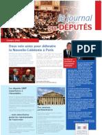 Journal des députe- Septembre 08-2