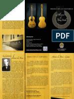 Triìptico Museo de la guitarra web