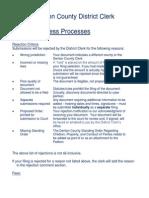 denton county efiling process