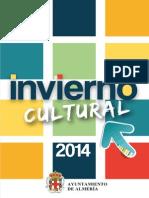 Invierno Cultural 2014 Web