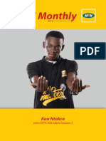 MTN Monthly Newsletter