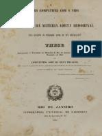 1844 Ligadura Da Arteria Aorta Abdominal