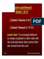 Daniel 1 Resolve and Reward Jan 17