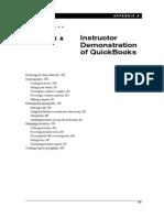 QuickBooks in the Classroom 2010 Appendix