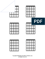 Fretboards Blank