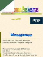 Manajemen Puskesmas1 Rev.1