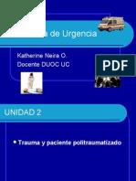 4-Lu2 Trauma Craneo- Cefalicas