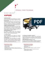 Ficha Tecnica Kde12ea3
