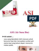 Presentasi ASI ku