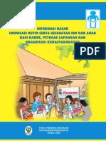 Buku Imunisai Umum Kesehatan Ibu Anak