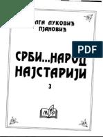 Олга Луковић Пјановић-Срби Народ Најстарији III