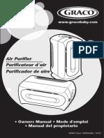 user manual graco air