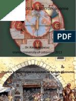 Introduction a la Microéconomie Ch 1