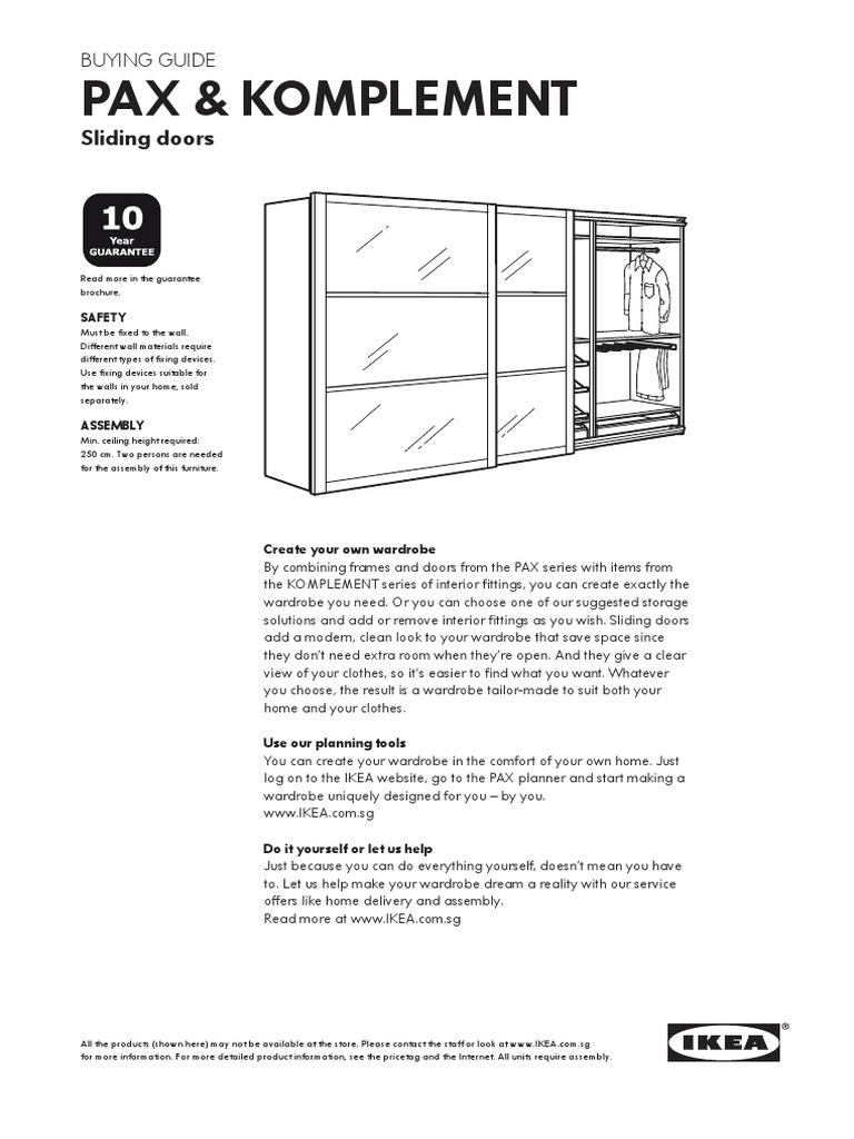 Materials ikea pax tonnes sliding doors white - Materials Ikea Pax Tonnes Sliding Doors White 52