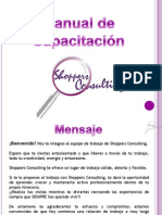 manual de reclutamiento shopper's consulting