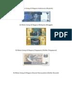 Gambar Mata Uang Dan Negara