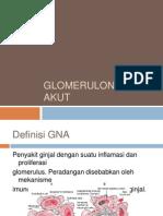 Glomerulonefritis Akut