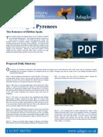 The Aragon Pyrenees