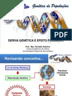 Aula7 Genticadepopulaes Derivagenticaeoefeitofundador 120505221727 Phpapp01