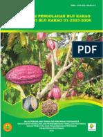 Teknologi Pengolahan Biji Kakao Menuju SNI Kakao