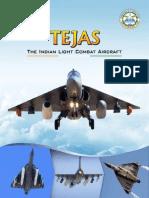 India's Light Combat Aircraft [LCA] Tejas Brochure