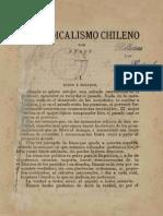 Argos - El Radicalismo Chileno