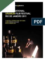 International Uranium Film Festival Rio de Janeiro 2011 Report