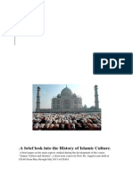 A Brief Look Into the History of Islamic Culture
