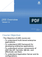ILP J2EE Stream J2EE 01 Introduction V0.3