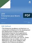 ILP J2EE Stream J2EE 05 Ejb v0.3