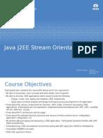 ILP J2EE Stream Orientation