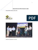 International Uranium Film Festival India Report 2013