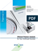 Polymer DSC