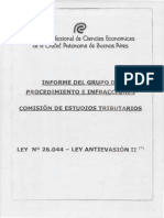Ley Antievasion Antigua