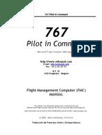 Manual 767 Pilot in Command (SPA)