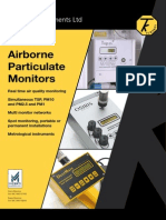 Turnkey Dust Monitors