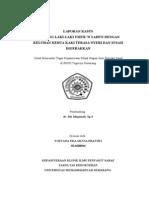 Laporan Kasus Spondilosis Lumbalis - Osy Fix