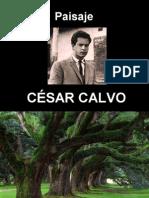César Calvo - Paisaje - Poesía