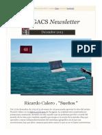 Newsletter Diciembre 2014