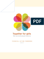 Together for Girls Technical Framework