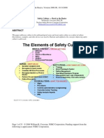 Safety Culture_BacktotheBasics _Version 2008.06