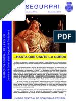 Boletín UCSP SEGURPRI nº43
