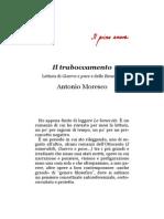 Antonio Moresco - Il Traboccamento